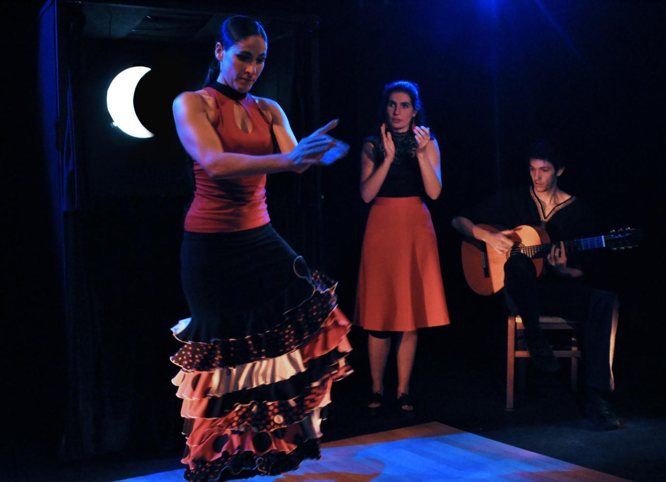 la compagnie de théâtre de flamenco anda jaleo